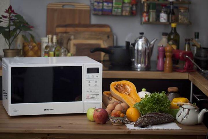 Уход за микроволновой печью